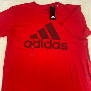 NEW Adidas Mens Large T-Shirt!